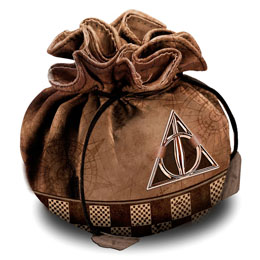 PORTE MONNAIE HARRY POTTER DEATHLY HALLOWS