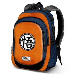 SAC A DOS DRAGON BALL SYMBOL 44CM