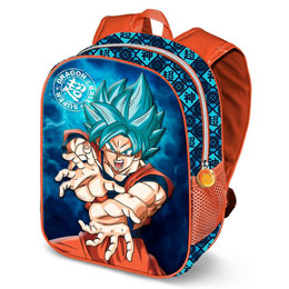 SAC A DOS 3D DRAGON BALL KAME 31CM