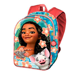 SAC A DOS BASIC VAIANA DISNEY YOUR WAY 40CM