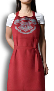 Photo du produit HARRY POTTER TABLIER AVEC GANT HOGWARTS LOGO Photo 1