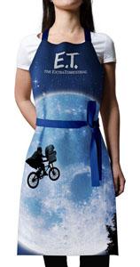 Photo du produit E.T. L´EXTRA-TERRESTRE TABLIER AVEC GANT POSTER Photo 1