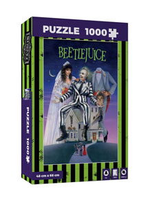 PUZZLE MOVIE POSTER BEETLEJUICE 1000 PIECES