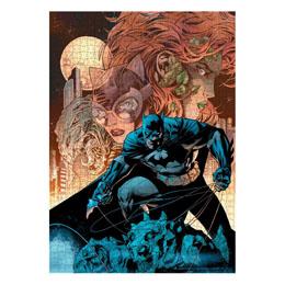 DC COMICS PUZZLE BATMAN CATWOMAN