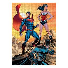 DC COMICS PUZZLE JUSTICE LEAGUE