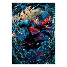 DC COMICS PUZZLE SUPERMAN CHATARRA