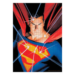 DC COMICS PUZZLE SUPERMAN