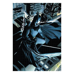 DC COMICS PUZZLE BATMAN VIGILANT
