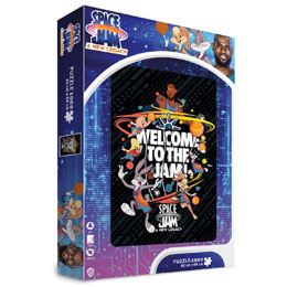 Puzzle Welcome to the Jam Space Jam 2 1000 pièces