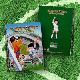 Carnet A4 Olive et Tom Campeones
