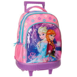 TROLLEY SAC A DOS LA REINE DES NEIES DISNEY MAGIC 43CM
