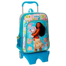 TROLLEY VAIANA DISNEY PACIFIC FLOWERS 40CM