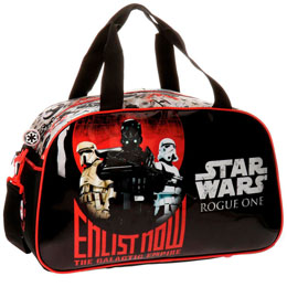Photo du produit SAC DE VOYAGE STAR WARS ROGUE ONE ENLIST NOW