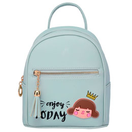 SAC A DOS PRINCESS ENJOY TODAY 22CM