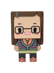 FIGURINE BIG BANG THEORY PIXEL AMY 7CM