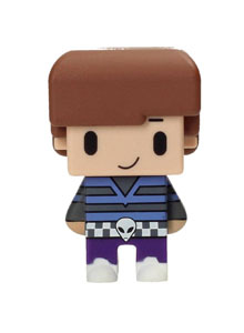 FIGURINE BIG BANG THEORY PIXEL HOWARD 7CM