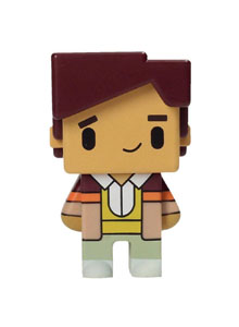 FIGURINE BIG BANG THEORY PIXEL RAJESH 7CM