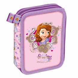Trousse double complète Disney Princesse Sofia