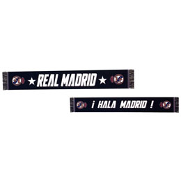 Photo du produit ECHARPE REAL MADRID ¡HALA MADRID! Photo 1