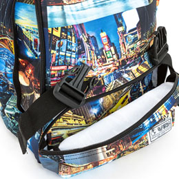 Photo du produit SAC A DOS SPIRIT NEW YORK SOLAPA 40CM Photo 1