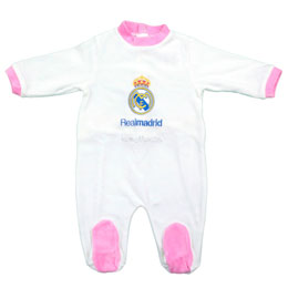 PYJAMA BÉBÉ REAL MADRID ROSE
