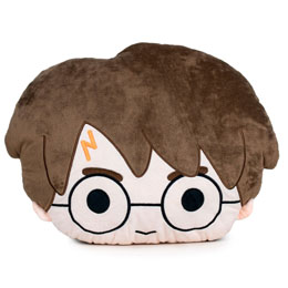 HARRY POTTER OREILLER HARRY 32 CM