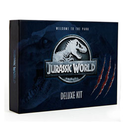 Photo du produit JURASSIC WORLD COFFRET CADEAU DELUXE WELCOME TO THE PARK Photo 2