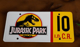 Photo du produit JURASSIC PARK COFFRET CADEAU LEGACY KIT 25TH ANNIVERSARY Photo 3