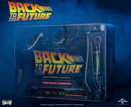 RETOUR VERS LE FUTUR TIME TRAVEL MEMORIES KIT PLUTONIUM EDITION