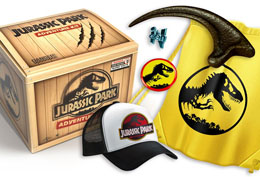 DOCTOR COLLECTOR JURASSIC PARK ADVENTURE KIT