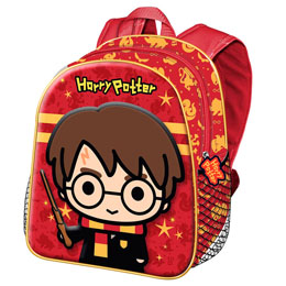 SAC A DOS 3D WAND HARRY POTTER 31CM