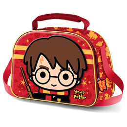 SAC DEJEUNER PIQUE-NIQUE 3D WAND HARRY POTTER