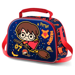 SAC DEJEUNER PIQUE-NIQUE 3D QUIDDITCH HARRY POTTER