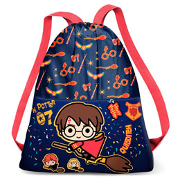 SAC HARRY POTTER BLEU 41CM