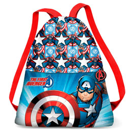 SAC MARVEL CAPTAIN AMERICA 41CM