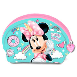 PORTE MONNAIE MINNIE UNICORN DISNEY