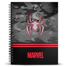CARNET MARVEL SPIDERMAN A5