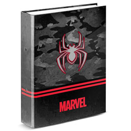 CLASSEUR A4 SPIDERMAN MARVEL