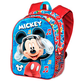 SAC À DOS MICKEY MUSIC DISNEY 40CM