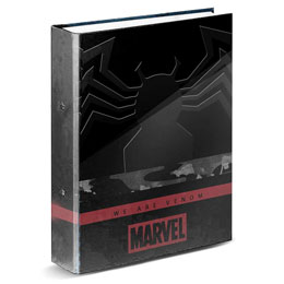 CLASSEUR A4 MARVEL VENOM MONSTER