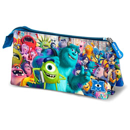 TROUSSE MONSTERS UNIVERSITY DISNEY PIXAR TRIPLE