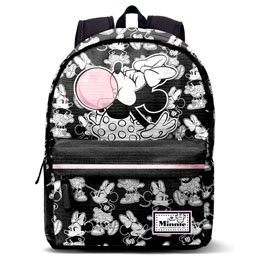 SAC À DOS MINNIE BUBBLEGUM DISNEY ADAPTABLE 42CM