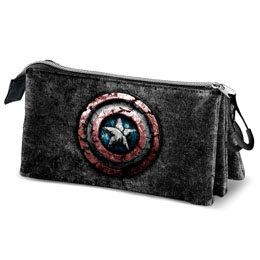 TROUSSE CAPTAIN AMERICA MARVEL TRIPLE