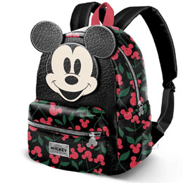 SAC À DOS FASHION MICKEY CHERRY DISNEY 31CM