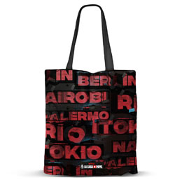 SAC SHOPPING CITIES LA CASA DE PAPEL