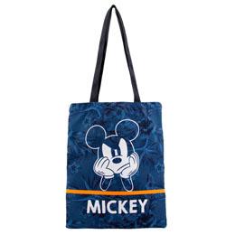 Sac shopping Blue Mickey Disney