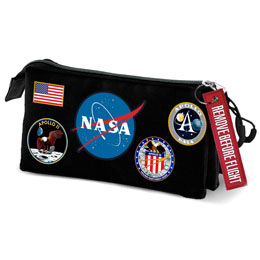 TROUSSE HOUSTON NASA TRIPLE NOIRE