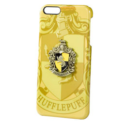HARRY POTTER COQUE IPHONE 6 HUFFLEPUFF CREST EN PVC