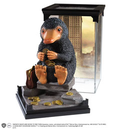 Photo du produit STATUETTE LES ANIMAUX FANTASTIQUES MAGICAL CREATURES NIFFLER 18 CM Photo 1