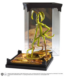 Photo du produit STATUETTE LES ANIMAUX FANTASTIQUES MAGICAL CREATURES BOWTRUCKLE Photo 1